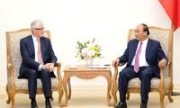Vietnam selalu menciptakan syarat mendorong perdagangan dan investasi dengan Belgia