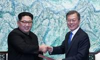 RDRK menyatakan membatalkan pembicaraan tingkat tinggi dengan Republik Korea karena latihan perang gabungan AS – Republik Korea