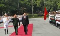 Republik Korea menghargai posisi dan peranan sentralitas Vietnam dalam ASEAN