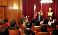 Deputi PM, Menlu Vietnam, Pham Binh Minh melakukan kunjungan resmi di Republik Bulgaria