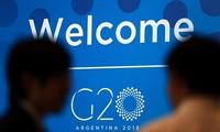 G20 berseru supaya memperkuat dialog tentang ketegangan dagang