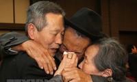 Dua negara bagian Korea aktif mempersiapkan peristiwa reuni keluarga-keluarga yang terpisah