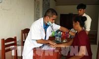 Bobol waduk hidrolistrik di Laos: Komunitas orang Vietnam bergotong royong membantu warga Laos mengatasi kendala