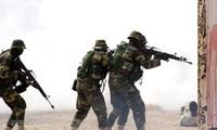 Negara-negara Afrika Timur, AS dan Uni Eropa melakukan latihan perang gabungan di Rwanda