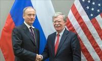 Pejabat keamanan senior Rusia dan AS membahas banyak masalah internasional yang besar