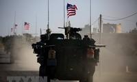 AS dan Turki mengumumkan adanya patroli gabungan di Suriah