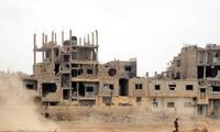 Isarel dan AS membahas situasi Suriah dan Iran