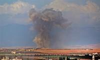 PBB menyambut genjata senjata di Provinsi Idlib, Suriah