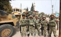 Kaum militan belum meninggalkan Provinsi Idlib, Suriah setelah batas waktu terakhir