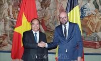 Pernyataan bersama Vietnam – Belgia