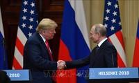 Pertemuan puncak Rusia – AS akan membahas rencana penarikan AS keluar dari INF