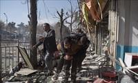 Afghanistan: Puluhan orang menjadi korban dalam serangan bom bunuh diri di Ibu Kota Kabul