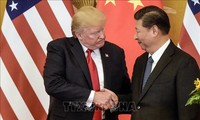 Pemimpin AS dan Tiongkok membahas masalah perdagangan di sela-sela G20