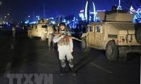 Afghanistan mengadakan pemakaman negara untuk mengenangkan para korban yang tewas dalam serangan bom bunuh diri