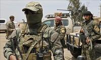 Pemerintah Suriah dan kaum pembangkang tukar-menukar tahanan