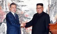 Media Republik Korea meyangsikan kunjungan Pemimpin RDRK, Kim Jong-un