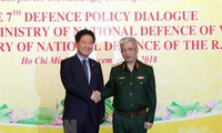 Vietnam-Republik Korea memperkuat kerjasama di bidang pertahanan