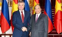 Aktivitas Ketua Duma Negara Rusia, Vyacheslav Viktorovich Volodin dalam kunjungan resmi di Vietnam