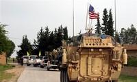 Presiden Donald Trump memutuskan berjangka panjang waktu menarik Tentara AS dari Suriah.