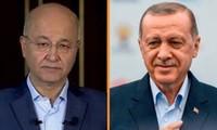 Turki dan Irak mendorong kerjasama anti-terorisme