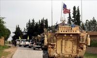 Kalangan otoritas Rusia  mengajukan pertanyaan tentang rencana penarikan tentara AS dari Suriah