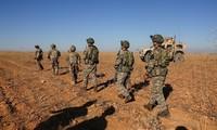 AS mulai menarik tentara dari Suriah