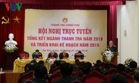 PM Vietnam, Nguyen Xuan Phuc menghadiri Konferensi evaluasi instansi inspektorat Pemerintah