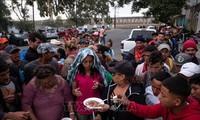 AS mendukung migran legal