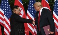 RDRK menginginkan perdamaian dan mendorong hubungan dengan AS