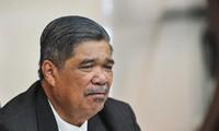 Koalisi yang berkuasa di Malaysia mencela faksi oposisi yang menimbulkan instabilitas