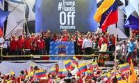 Venezuela memutus hubungan diplomatik dengan Kolombia