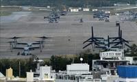 Jepang tidak mengubah rencana memindahkan pangkalan militer AS di provinsi Okinawa