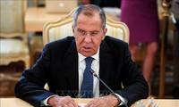 """Rusia merekomendasikan mekanisme mengontrol """"zona penyangga"""" sepanjang perbatasan Suriah-Turki"""