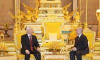 Hubungan Vietnam-Kamboja akan berkembang ke satu ketinggian baru
