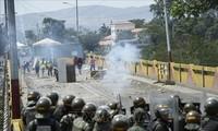 Rusia dan Tiongkok menentang intervensi militer terhadap Venezuela