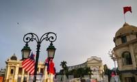 Pertemuan Puncak ke-2 AS-RDRK: Media Jepang memuat berita yang menonjol tentang peranan Vietnam