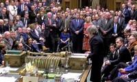 Majelis Rendah Inggris mendukung penundaan sementara saat pelaksanaan Brexit