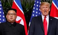 Penilaian kalangan otoritas Jepang, AS dan Tiongkok setelah hari pertama Pertemuan Puncak AS-RDRK