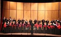 Konser musik diadakan untuk memperingati ultah ke-50 penggalangan hubungan diplomatik Vietnam-Swedia