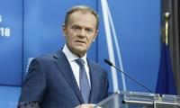 Presiden Dewan Eropa memperingatkan kekuata anti-Eropa sedang mencari