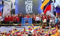 Venezuela memprotes dekrit sanksi dari AS