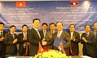 Vietnam – Laos: Menandatangani permufakatan kerjasama di bidang informasi – komunikasi