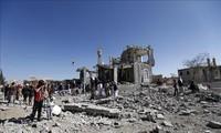 Dewan Keamanan PBB melakukan sidang tertutup untuk membahas cara menyelamatkan permufakatan gencata senjata di Yaman