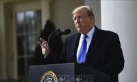 Presiden Donald Trump memperingatkan akibat yang serius kalau Uni Eropa tidak melakukan perundingan dagang