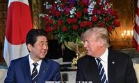 Masalah RDRK dan perdagangan merupakan titik berat Pertemuan Puncak AS – Jepang