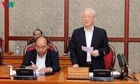 Sekjen, Presiden Vietnam, Nguyen Phu Trong: Provinsi Nghe An harus  menjadi salah satu diantara provinsi-provinsi teratas di seluruh negeri