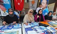 Hasil pendahuluan pemilihan daerah di Turki