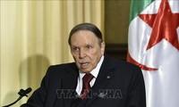 Aljazair mengangkat pemerintah sementara