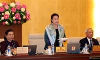 Persidangan ke-33 Komite Tetap MN Vietnam angkatan ke XIV akan dibuka pada Rabu (10/4)