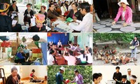 Melaksanakan pengurangan kemiskinan secara berkesinambungan di daerah pemukiman warga etnis minoritas dan daerah pegunungan